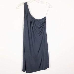 LaRok One Shoulder Dress SZ XS